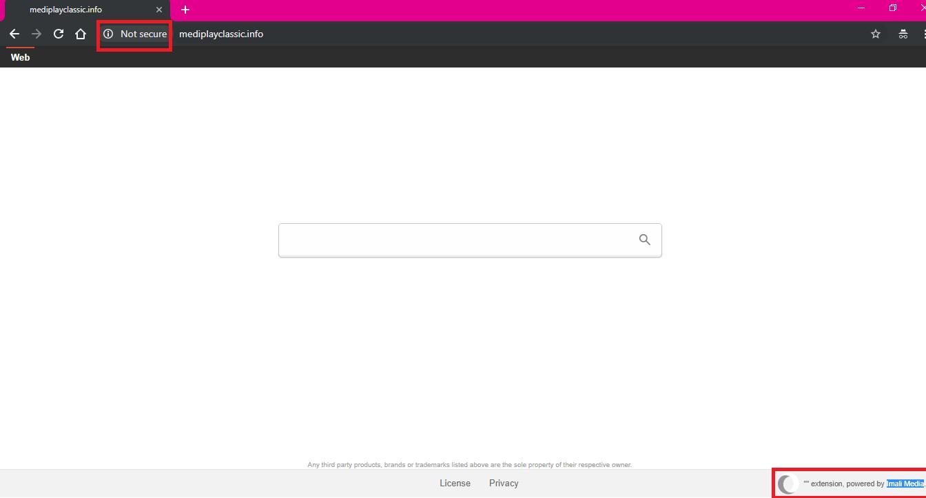 Remoce Mediplayclassic.info homepage