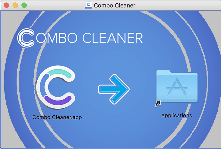 Combo Cleaner Install Step 2