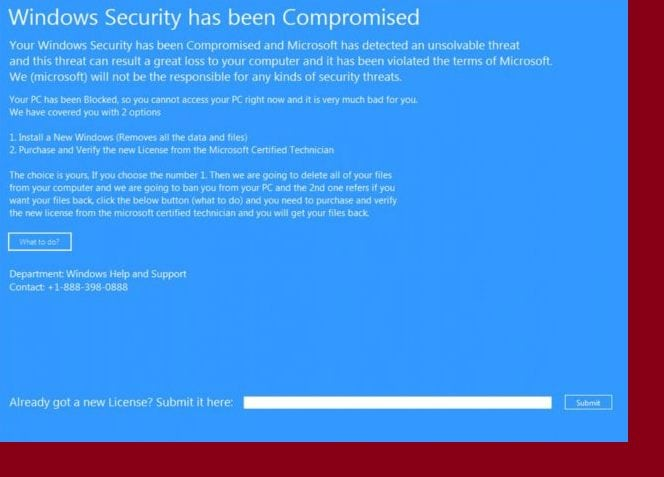 block windows-security-has-been-compromised-scam