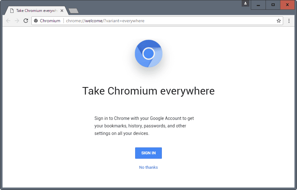 How To Remove Chromium browser