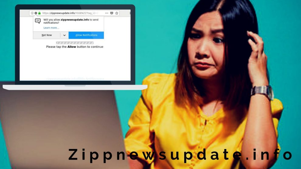 How to remove Zippnewsupdate.info redirect