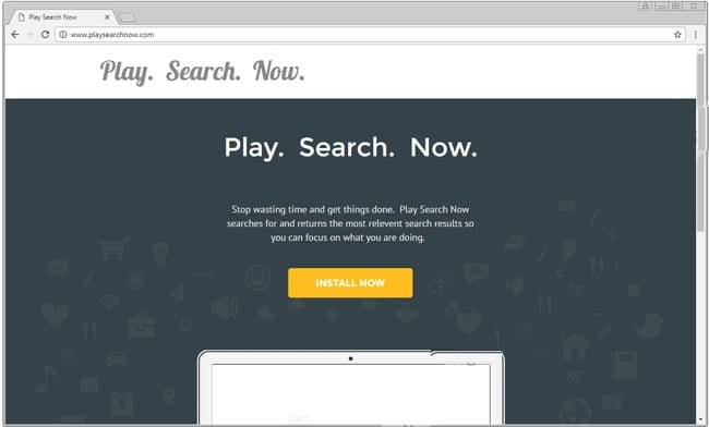 How to Uninstall PlaySearchNow extension