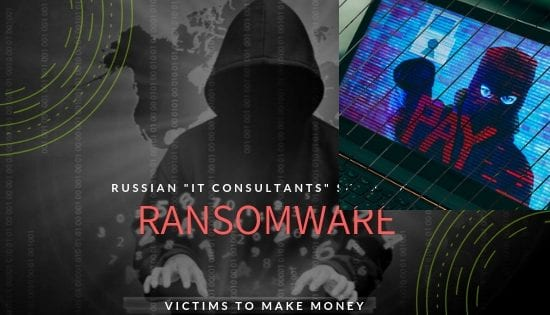 Russian _IT consultants_ Scamming Ransomware Victims To Make Money