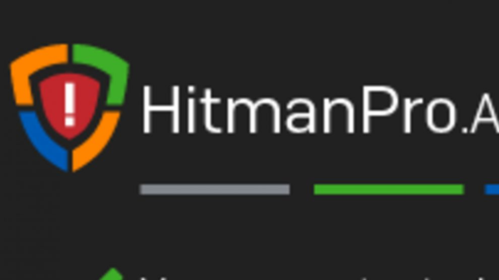 How to Install And Run HitmanPro.Alert