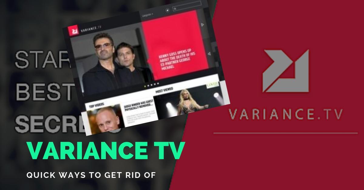 REmove Variance TV Adware