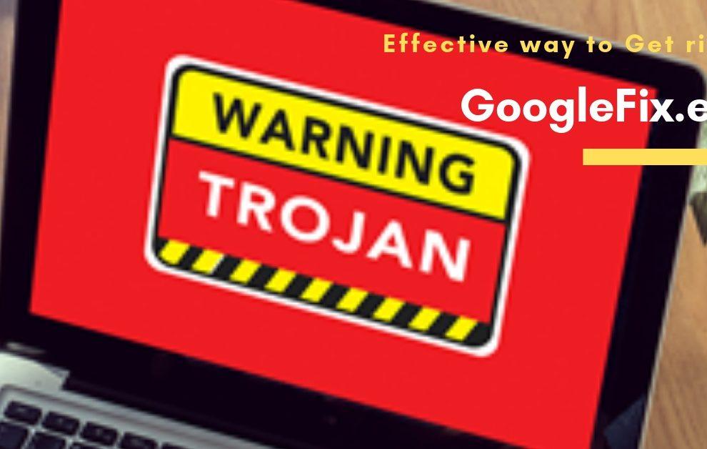 Remove googlefix exe