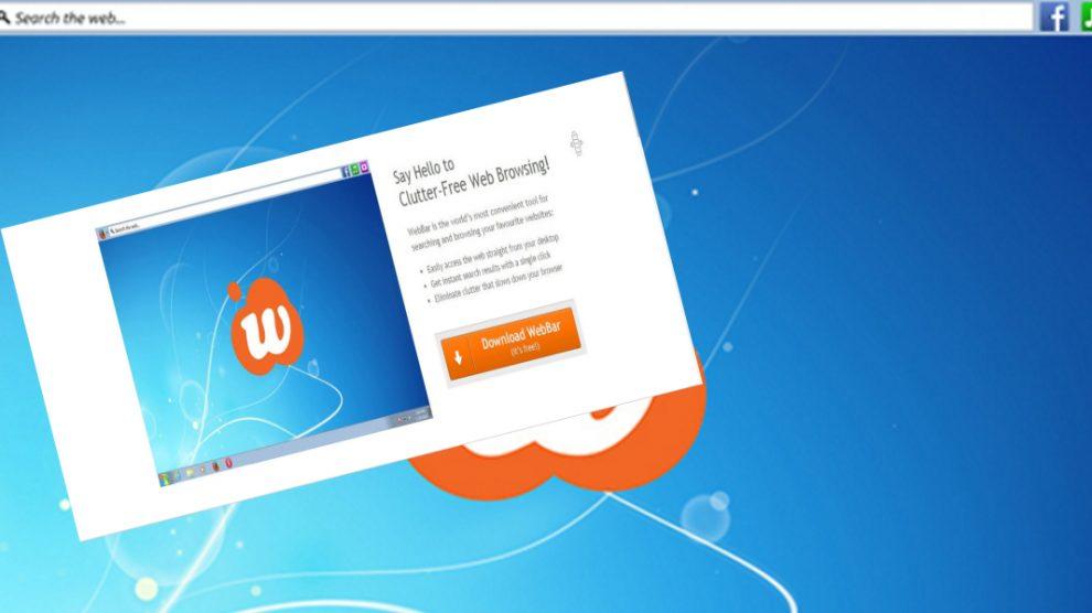 WebBar Toolbar