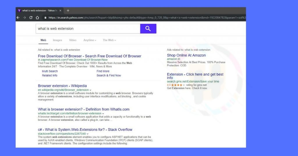 Wise Search Results Page