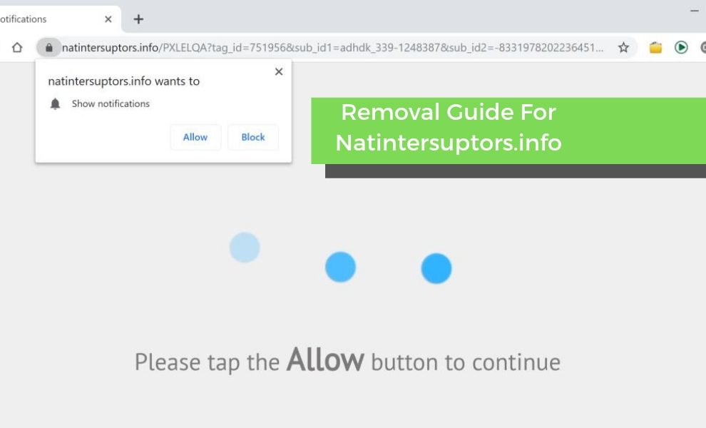 Remove Natintersuptors.info