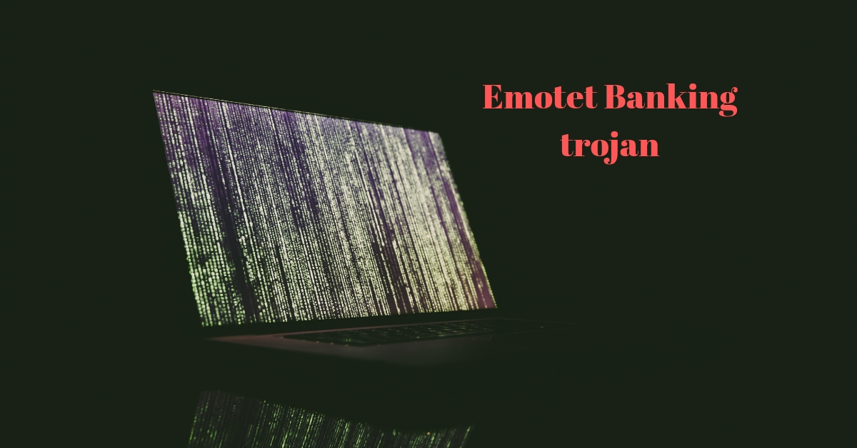 Remove Emotet Baking trojan