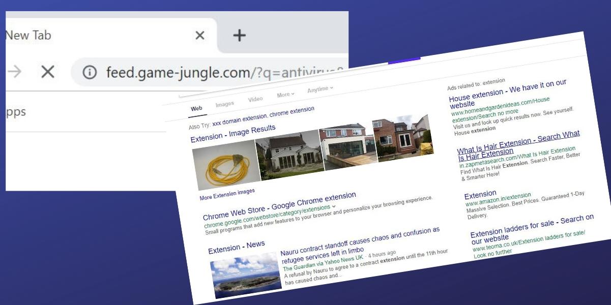 Feed.game-jungle.com browser hijacker