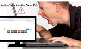 Remove OnlineWorkSuite New Tab
