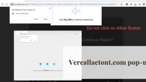 Remove Vercallactont.com redirect
