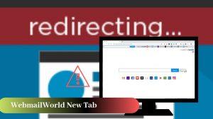Remove WebmailWorld New Tab