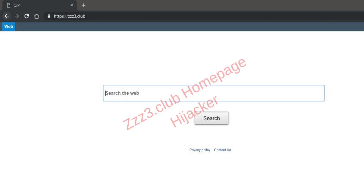 Zzz3.club Homepage