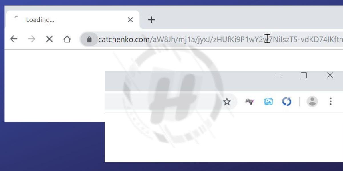 Catchenko.com Redirect