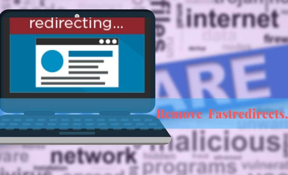 Remove Fastredirects.com Redirects