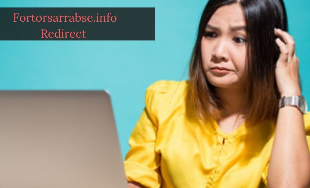 Remove Fortorsarrabse.info Redirect