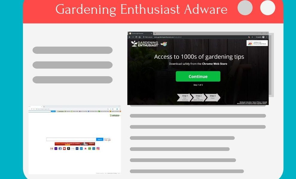 Remove Gardening Enthusiast Extension