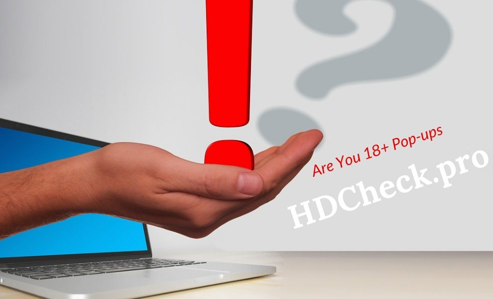 Remove HDCheck.pro Redirect