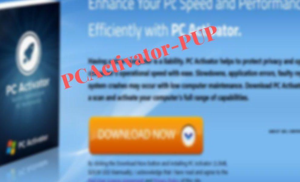 Remove PCActivator