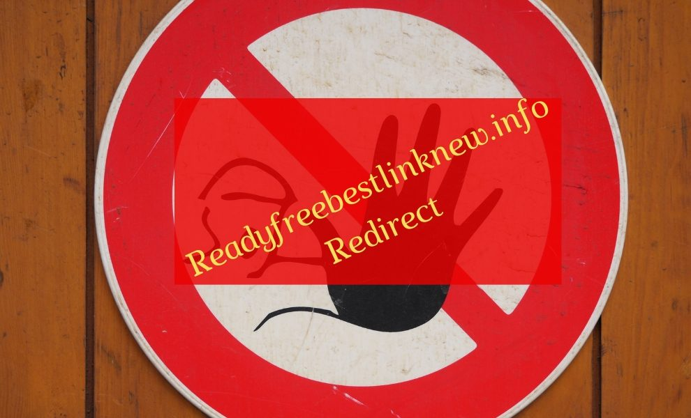 Remove Readyfreebestlinknew.info Redirect