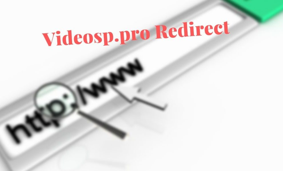 Remove Videosp.pro Redirect