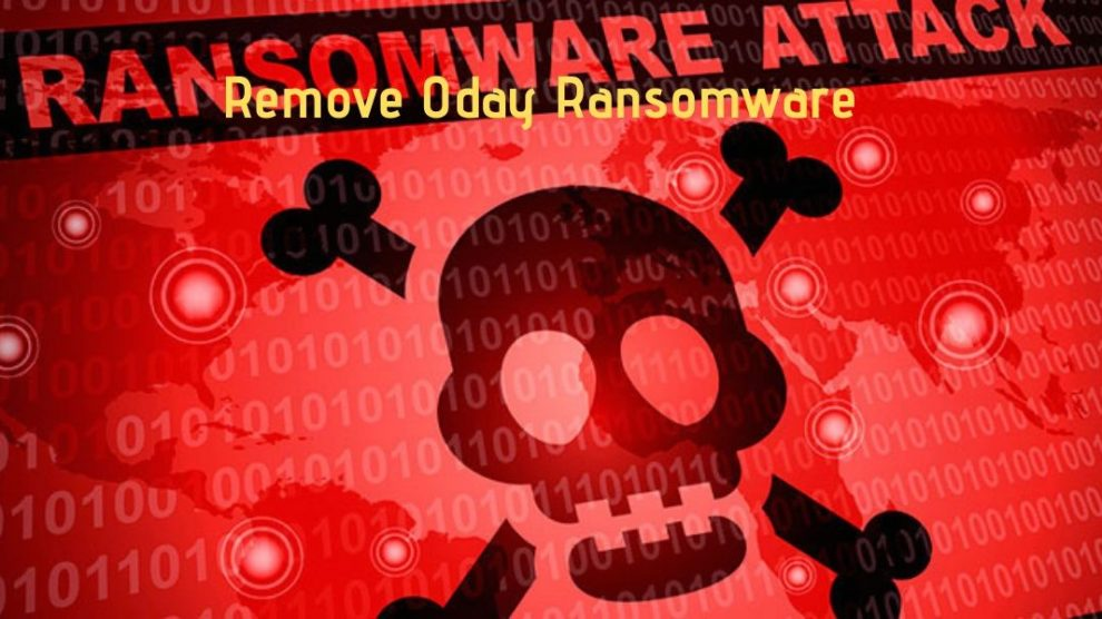 Remove 0day Ransomware