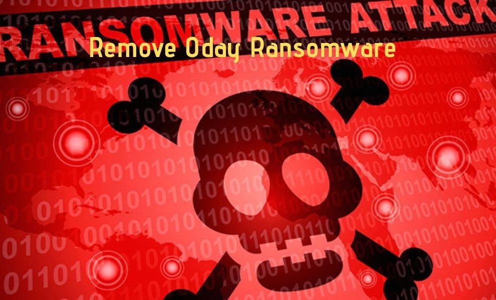 Remove 0day Ransomware