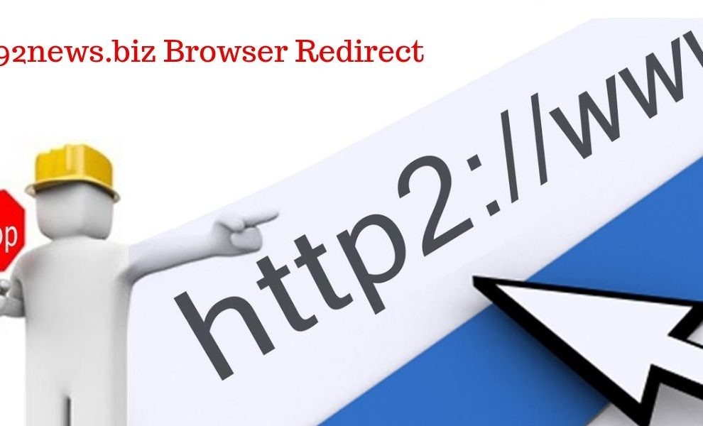 Remove 292news.biz Browser Redirect