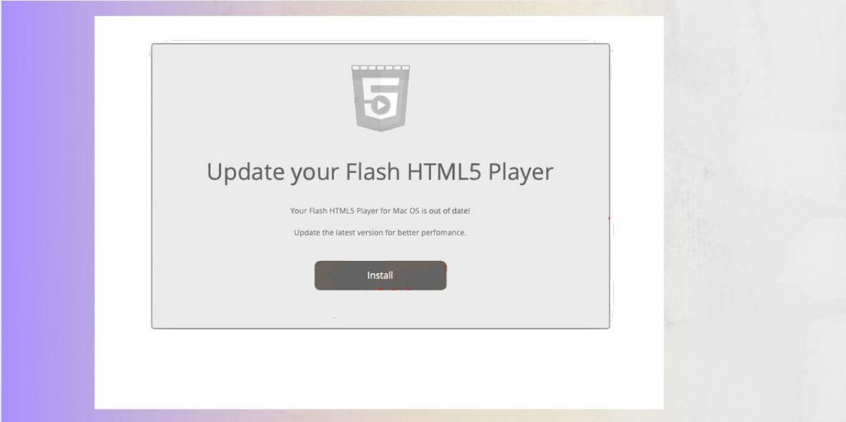 F5 Player Adware