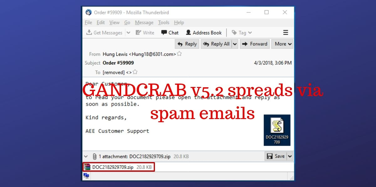 GandCrab v5.2