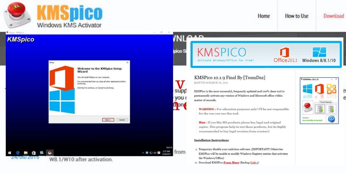 KMSPico Malware
