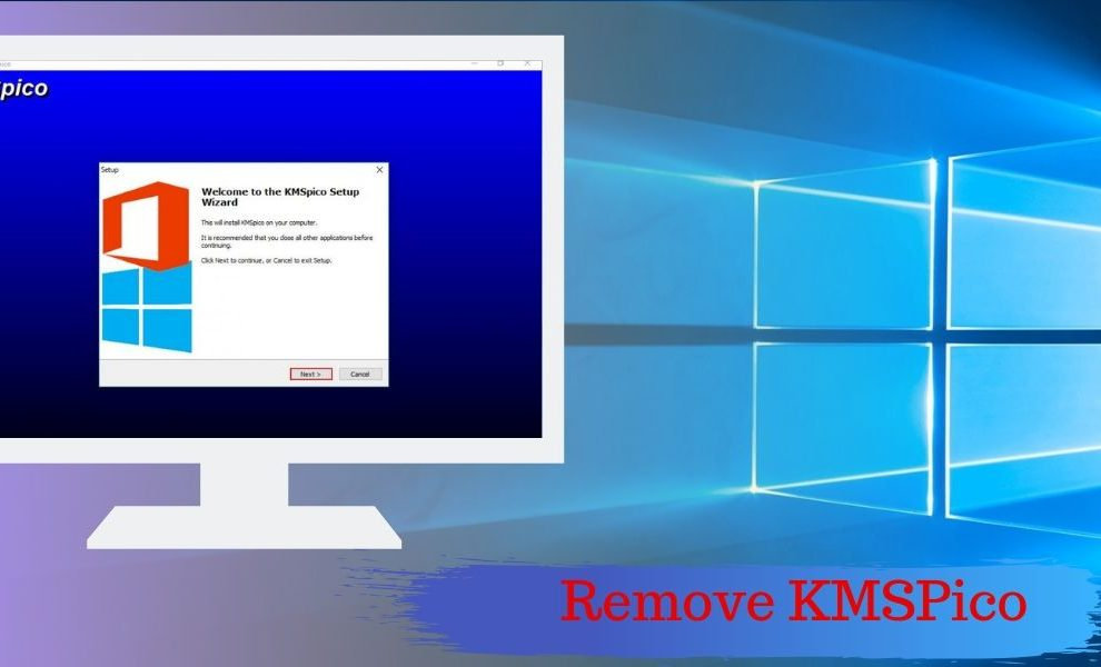Remove KMSPico Malware from windows