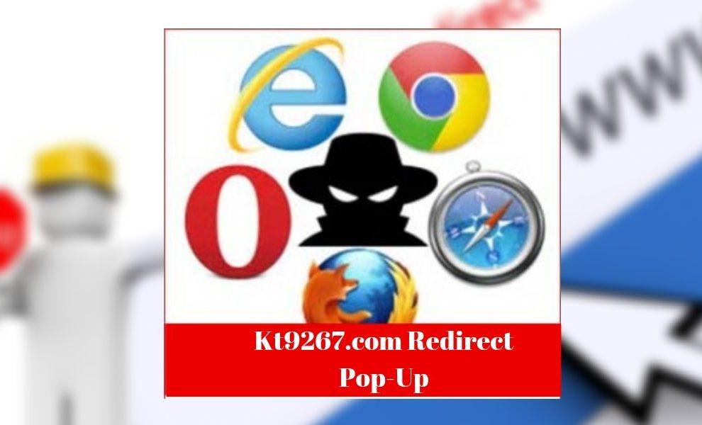 Remove Kt9267.com Redirect
