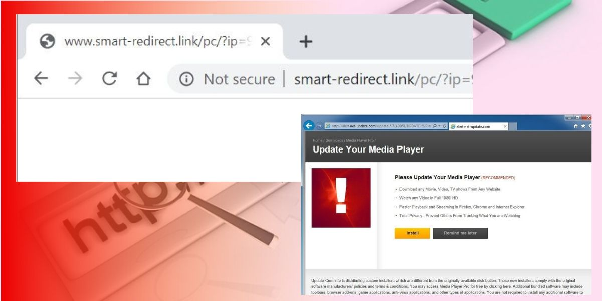 Smart-redirect.link Redirect