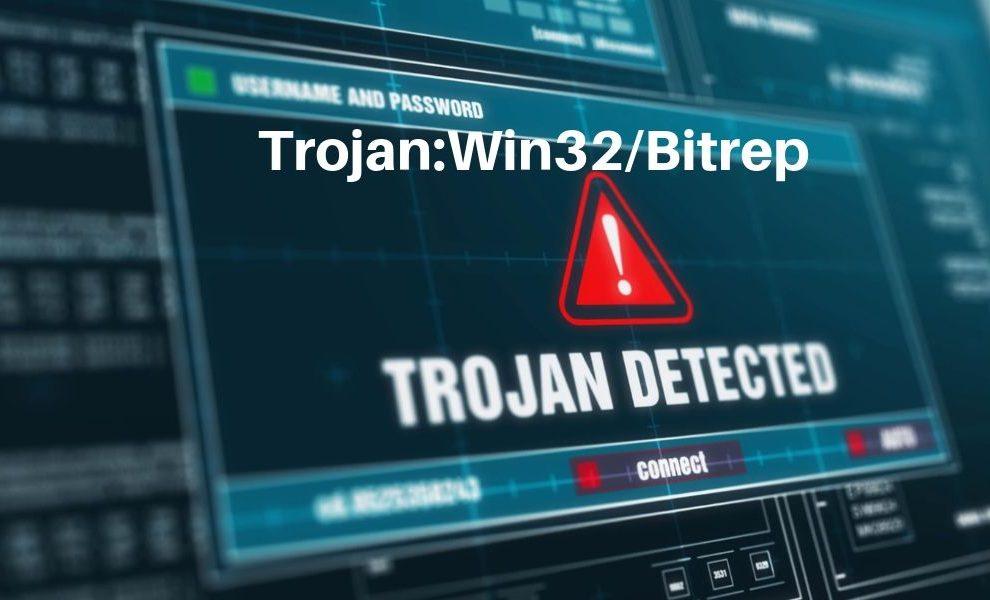 Remove Trojan_Win32_Bitrep