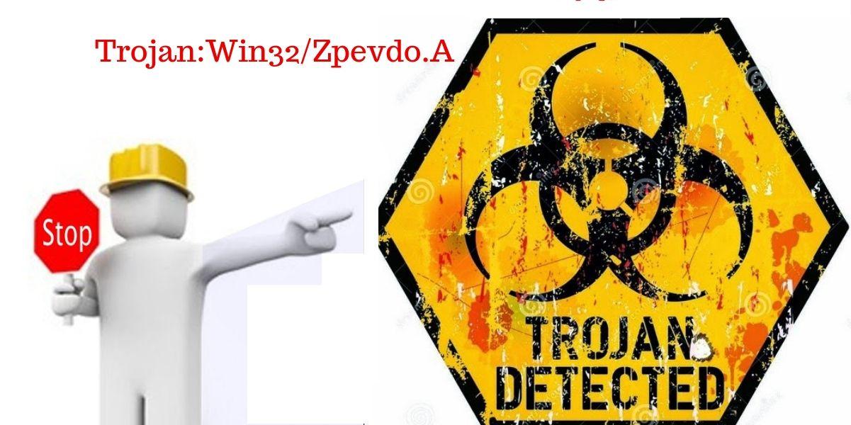 Remove Trojan_Win32_Zpevdo.A