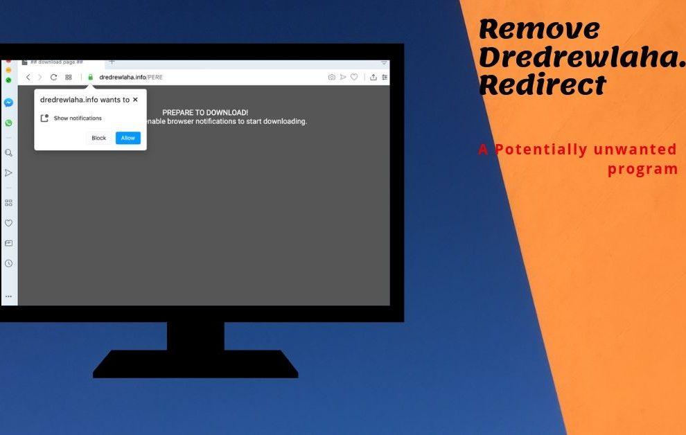 How To Remove Dredrewlaha.info Redirect unboxhow