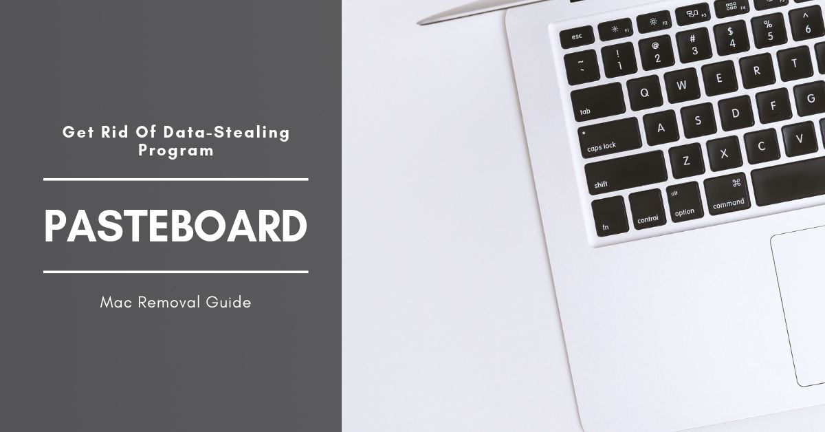How To Remove Pasteboard App From Mac OS X