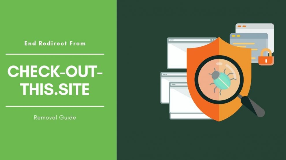 How to Remove Check-out-this.site Redirect