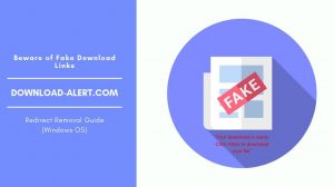 How to Remove Download-alert.com Redirect Pop-ups