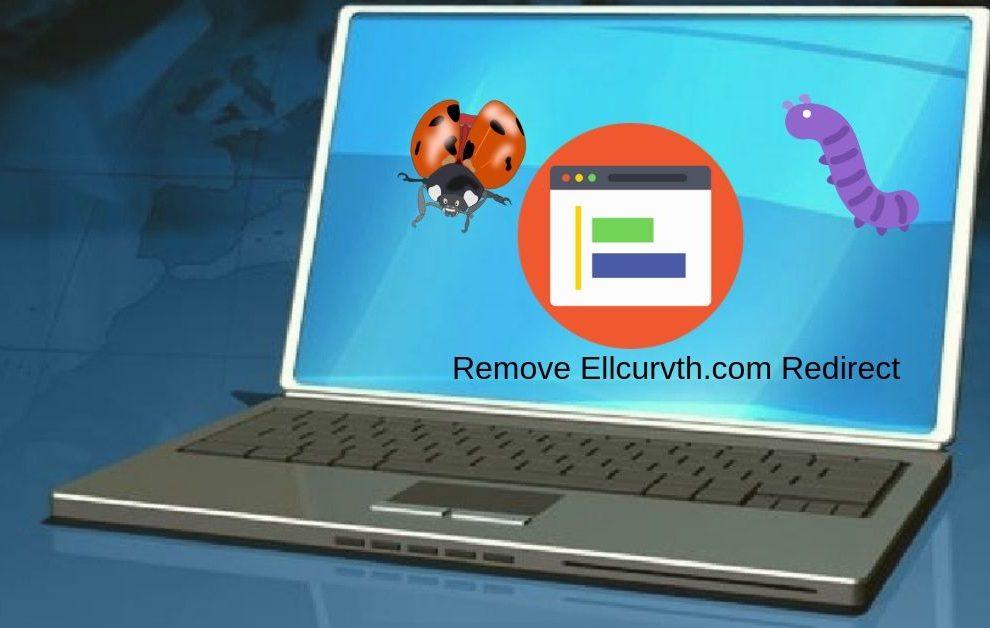 Remove Ellcurvth.com Redirect