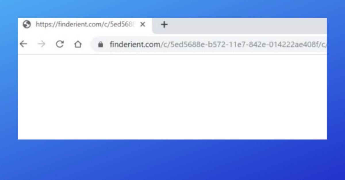 Finderient.com Redirect Ads