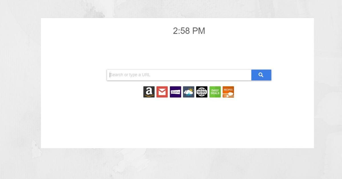 Searchbaron.com on Mac OS X