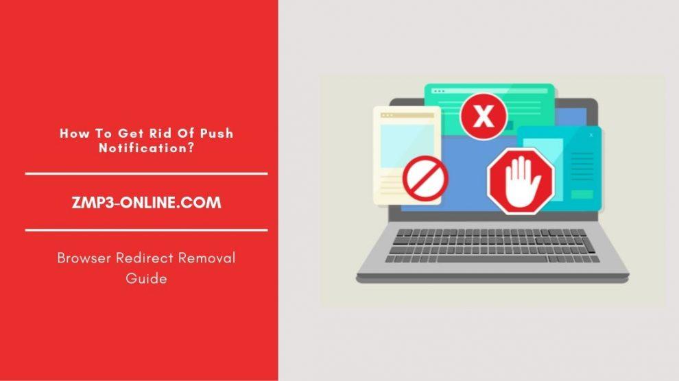 How To Remove Zmp3-online.com Redirect Pop-up