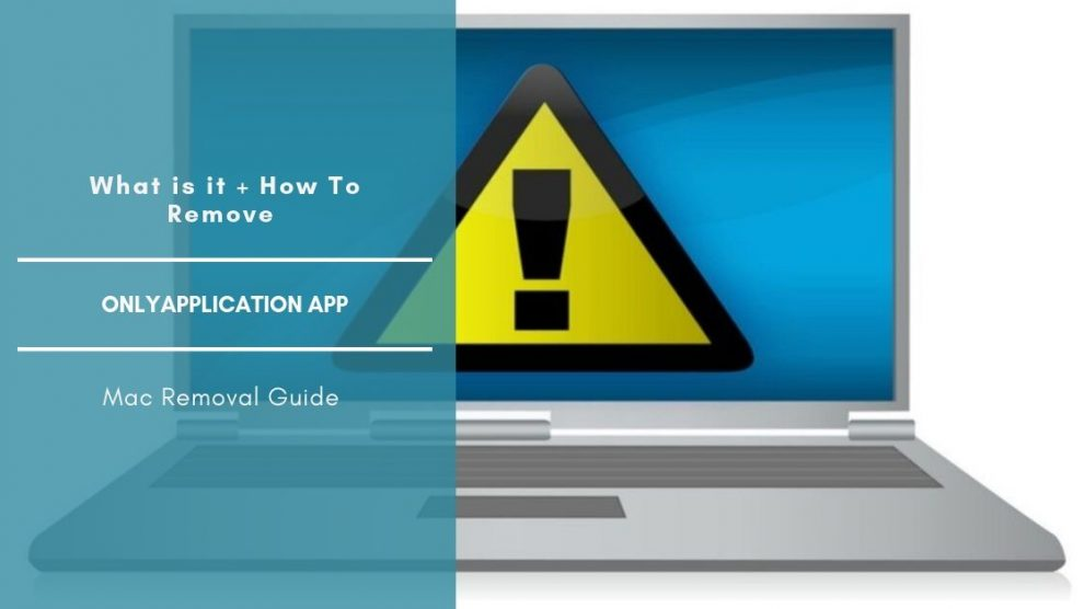 How To Remove OnlyApplication APP From Mac OS