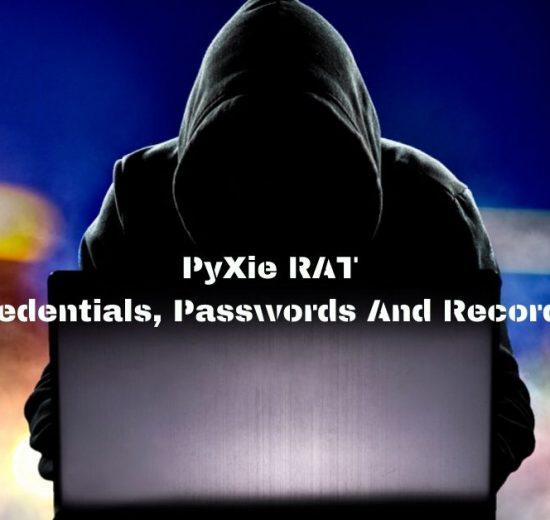 PyXie RAT