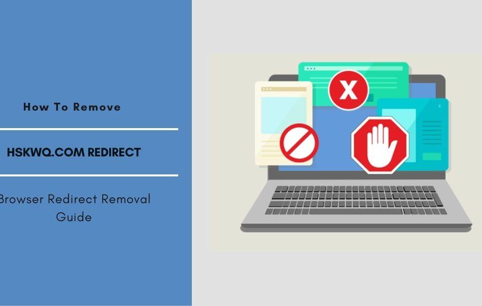 Remove Hskwq.com Redirect