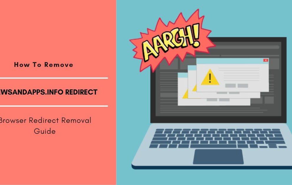 Remove Newsandapps.info Redirect